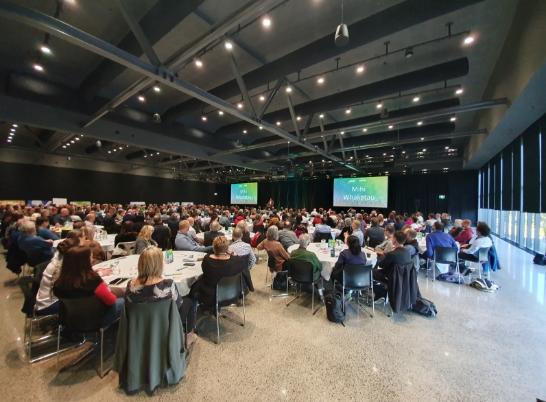 GNS Science Conference, Lower Hutt Events Centre, Wellington