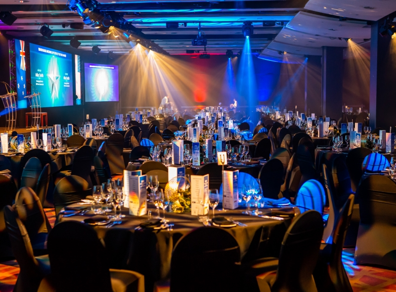 AmCham 2018 Awards Dinner, The Pullman, Auckland