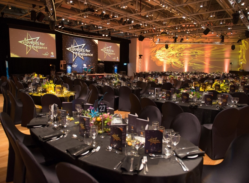 HNZ Awards Dinner, Te Papa, Wellington