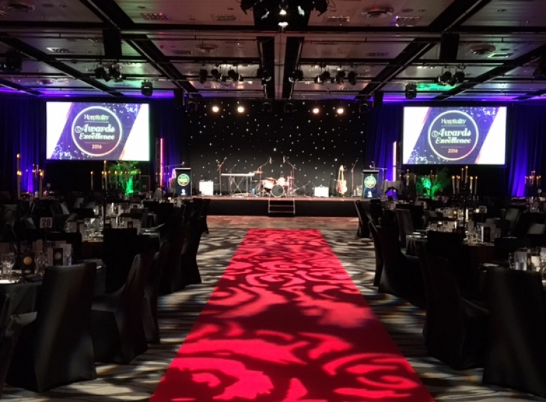 HNZ Awards Dinner, SkyCity, Auckland