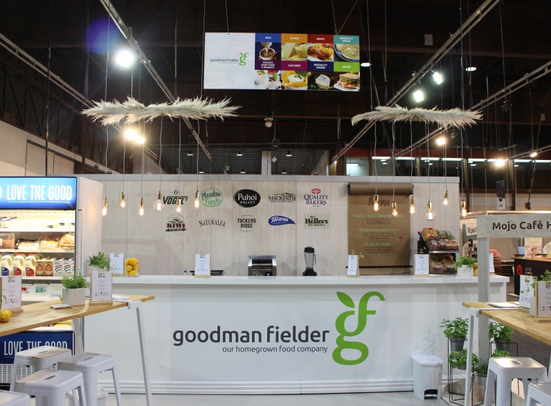 Goodman Fielder, Fine Food Stand, Auckland