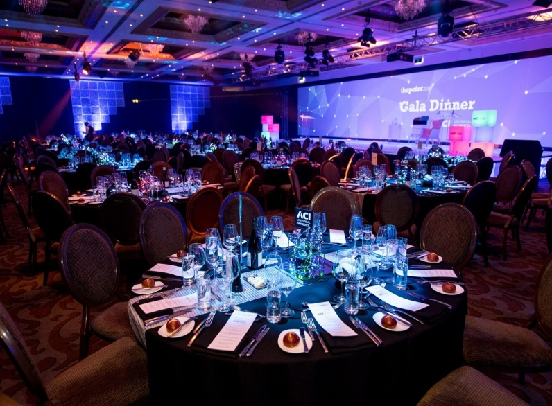 The Point Conference Gala Dinner, Cordis, Auckland